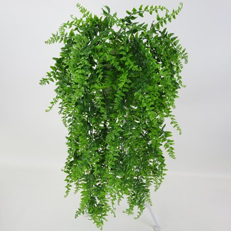 ZeAofa Vivid Artificial Green Plant Home Garden Decoration Wall Hanging Fake Vines