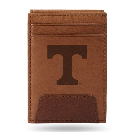 Tennessee Volunteers Sparo Leather Front Pocket Wallet - No Size