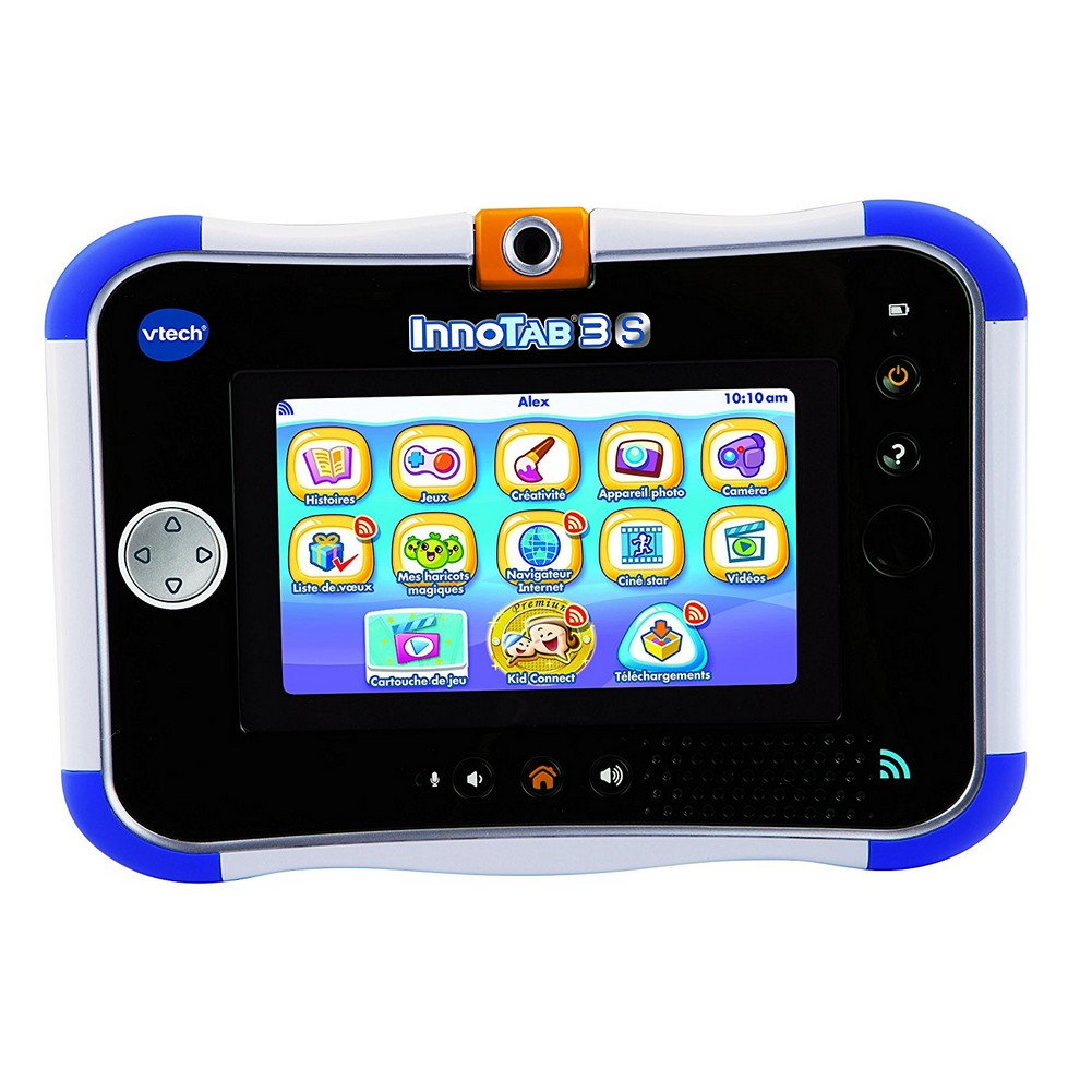 Vtech InnoTAB 3S [Blue - French]