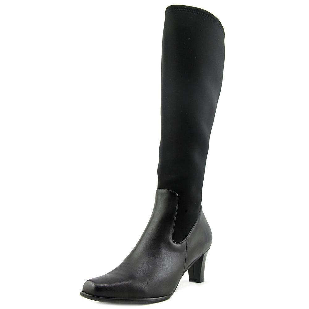 Trotters Jaxson Too Women Square Toe Synthetic Knee High Boot by Trotters