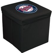 16-Inch Team Logo Storage Cube - Minnesotta Twins