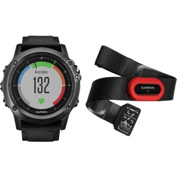 Garmin Fenix 3 HR Slate Gray GPS Watch