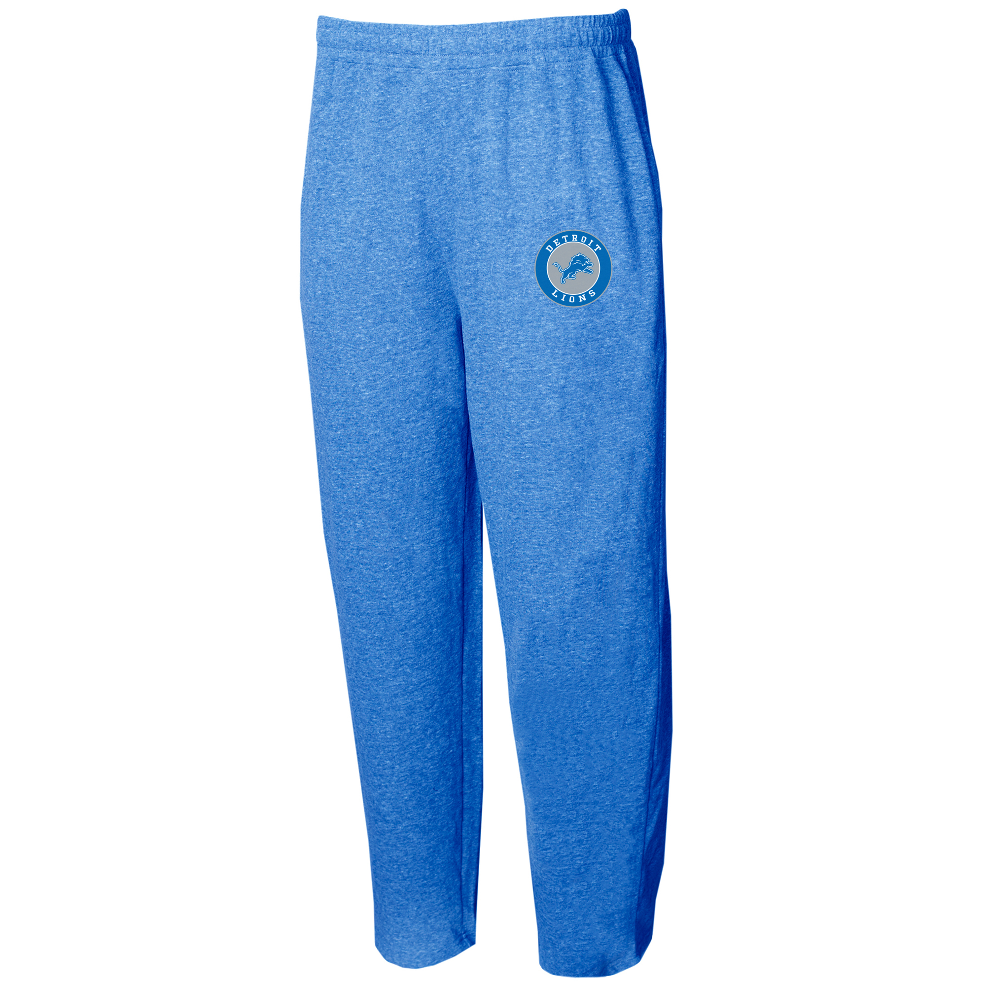 Detroit Lions Concepts Sport Mainstream Terry Pants - Royal