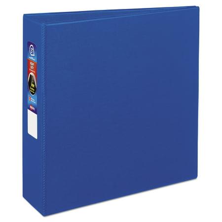 avery r heavy duty binder 3 one touch rings 670 sheet capacity