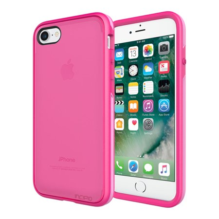 buy popular aca9a bbde0 Incipio iPhone 7 Case Performance Shockproof Slim Protective Hybrid Rugged  Cover
