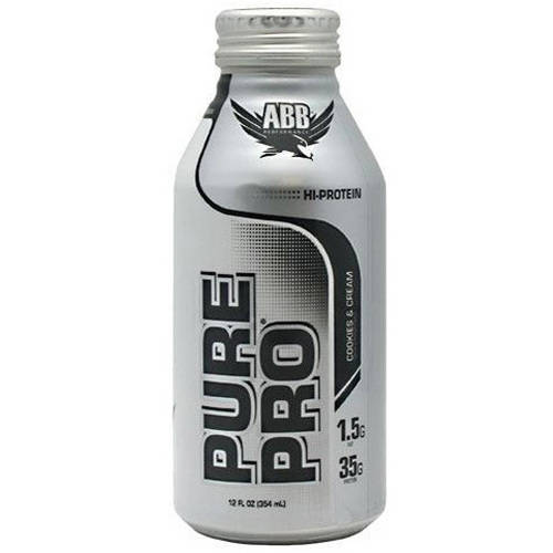 Image of ABB Pure Pro Pro, Cookies & Cream, 12 CT