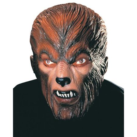 Adult Wolfman Mask - Wolfman Halloween Masks