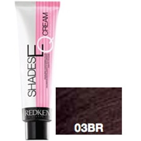 Redken Shades EQ Cream Hair Color - 03BR - Burgundy -