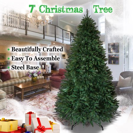 strong camel artificial pvc christmas tree full with metal stand xmas holiday decoration with 2154 tips