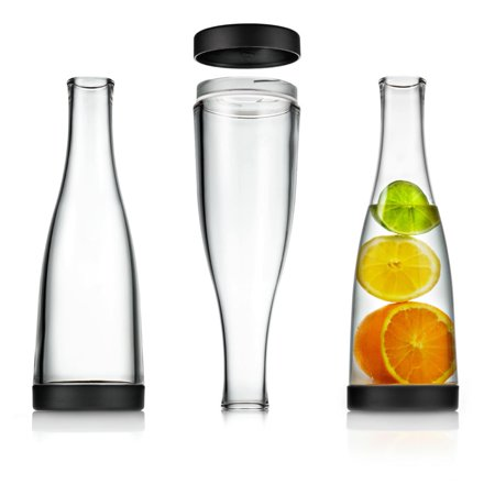 Drinique  850 mL Plastic Carafe with Removable Base - Plastic Carafe