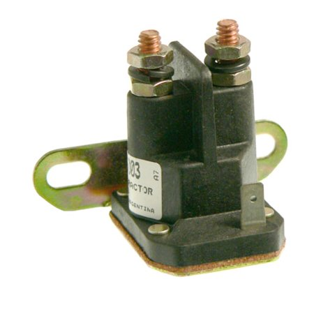 DB Electrical SSE6003 Solenoid For Remote Small Engine 3 Terminal Mtd Murray Toro Grounded Base  110832X 725-1426, 925-0771, 925-1426, 925-1426A  21261  435-065 112-0309 (Fox Engine Electrical)