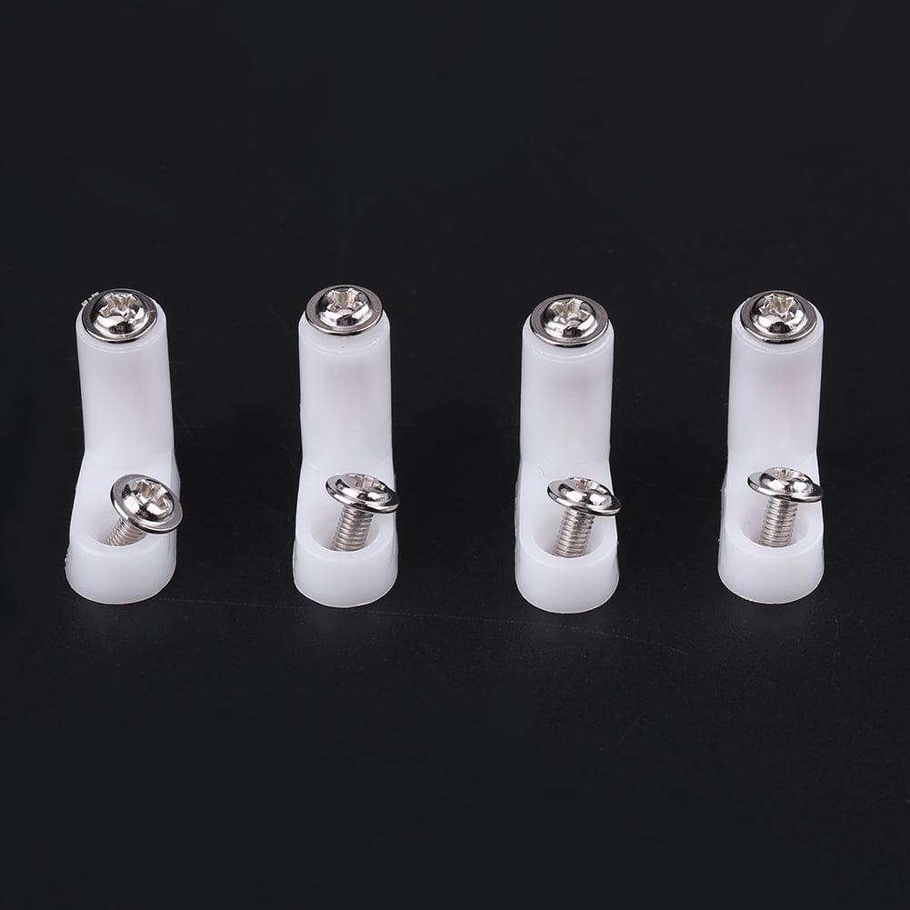 3//4 x 5 Wej-It Power-Skru Bolt Anchors 10//BX Mechanically Galvanized