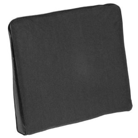 Ortho Wedge Cushion - Allison 5416 Black Wedge Seat Cushion
