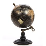 "Better Homes & Gardens 5"" Geographic Globe, Black"
