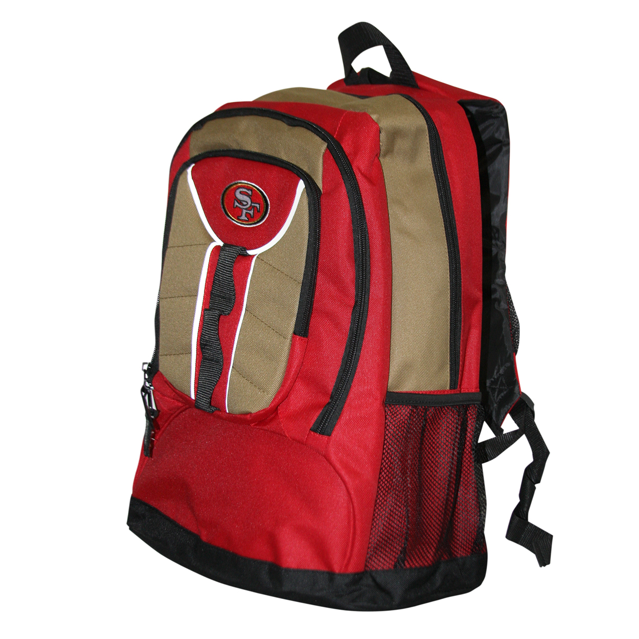 Colossus Backpack NFL Red - San Francisco 49ers