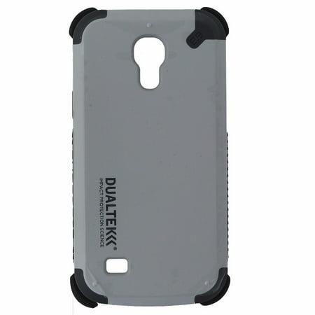 new style 6f32e 6d7f4 PureGear Dualtek Case for Samsung Galaxy S4 Mini White and Gray