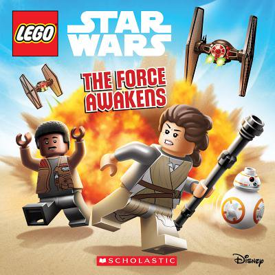 Lego Star Wars: The Force Awakens (Lego Star Wars: Episode VII 8x8) (Paperback) (Episode Vii)