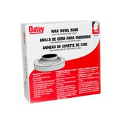 Oatey Heavy Duty Wax Bowl Ring with Polyethylene Sleeve