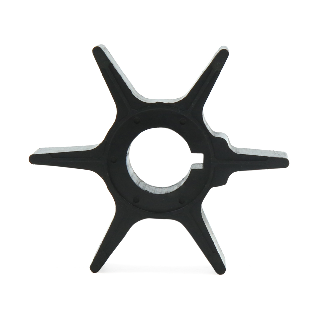 Boat Outboard Water Pump Impeller Replacement for Suzuki 50 65hp 17461-95201 - image 2 of 4