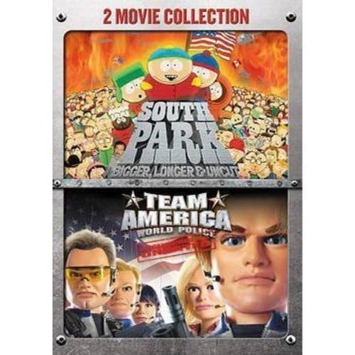 South Park: Bigger, Longer & Uncut   Team America: World Police (DVD) by Paramount - Uni Dist Corp