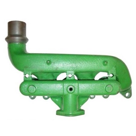 T20251T Manifold Made To Fit John Deere Gas Tractor 1020 1520 300 - Tractor Manifold