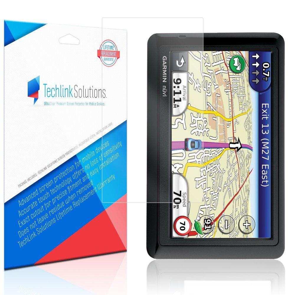 Garmin Nuvi 1490LMT Screen Protector _6_Pack__5,GPS_, Tec...