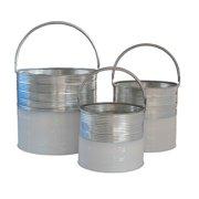 Cheungs 3 Piece Metal Bucket