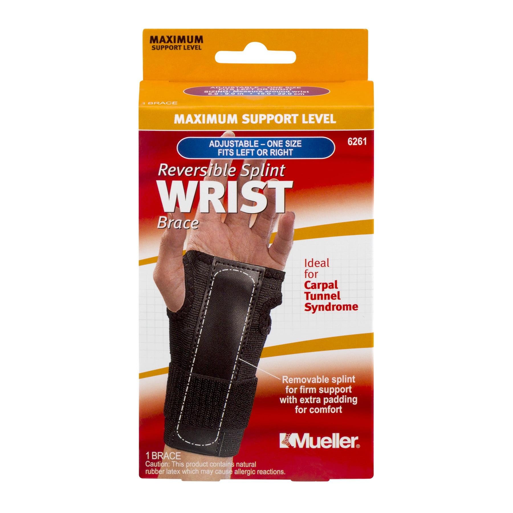 Mueller Reversible Splint Wrist Brace, 1.0 CT