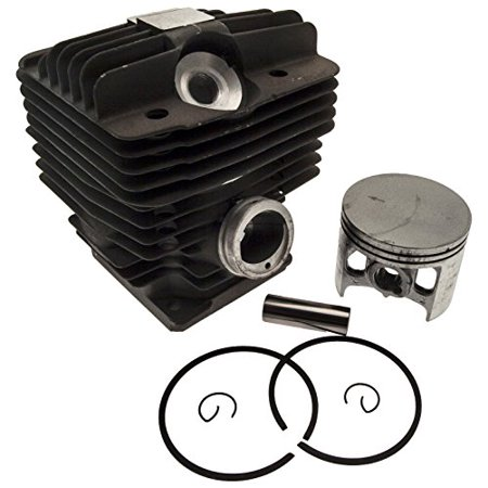 Lumix GC 60mm CLIPS RINGS CYLINDER PISTON KIT FOR STIHL Stihl 088 MS880 Chainsaws 1124 020 - Piston Kit Air Cylinder