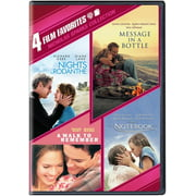 4 Film Favorites: Nicholas Sparks Romances (DVD) by WARNER HOME VIDEO