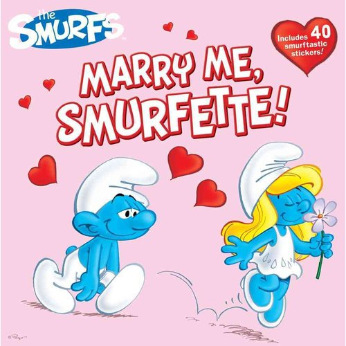 Marry Me, Smurfette!