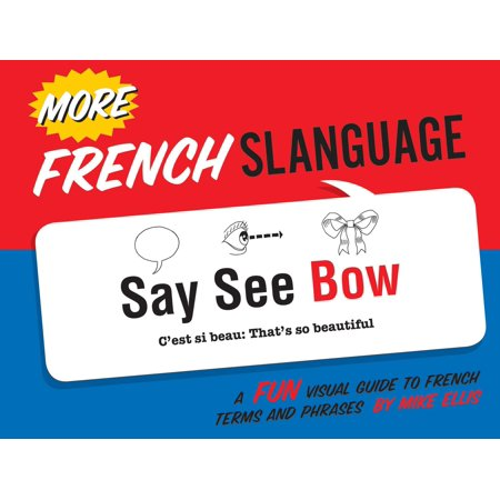 More French Slanguage : A Fun Visual Guide to French Terms and Phrases