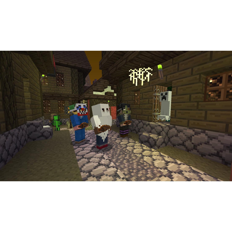 Minecraft: Wii U Edition DLC - Halloween 2015 Mash-up Pack, Nintendo, WIIU, [Digital Download], 0004549666133
