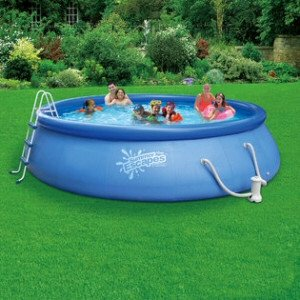 15 39 x 42 inflatable quick set pool set - Inflatable quick set swimming pool ...