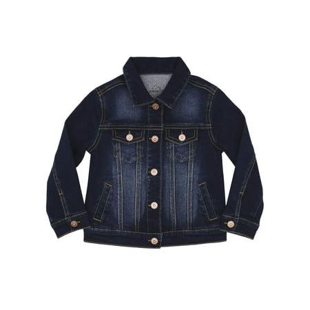 Denim Jacket (Toddler Girls)