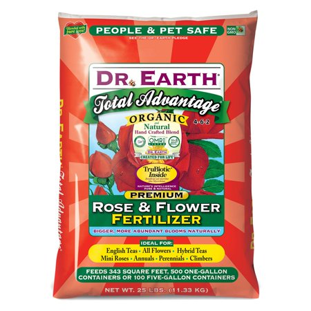 Dr  Earth Total Advantage Rose And Flower Fertilizer