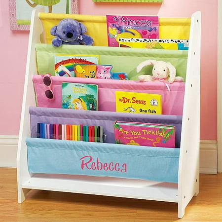 pz bookshelf sling kk pastel kidkraft personalized