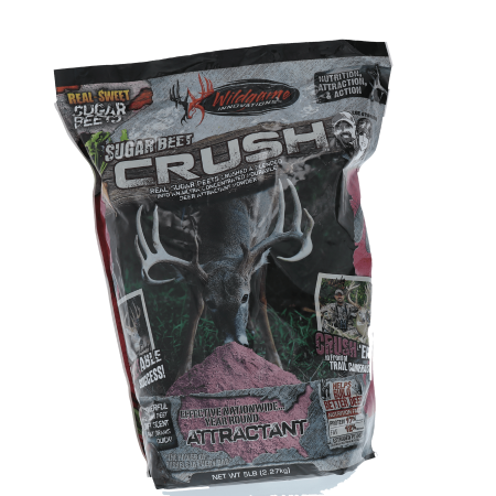 Wildgame Innovations Sugar Beet Crush Deer Attractant Powder, 5lb