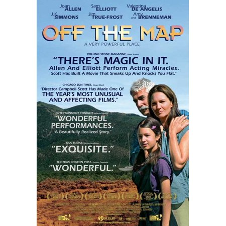 Off the Map POSTER Movie (27x40)