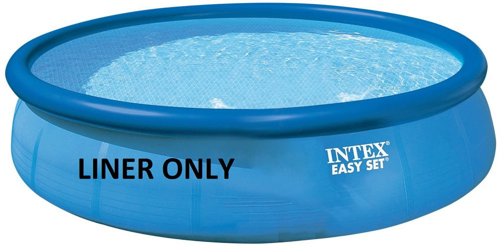 "Intex 18' X 48"" Round Easy Set Swimming Pool ONLY by Intex"