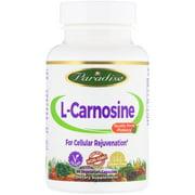 Paradise Herbs L-Carnosine, 60 Vegetarian Capsules