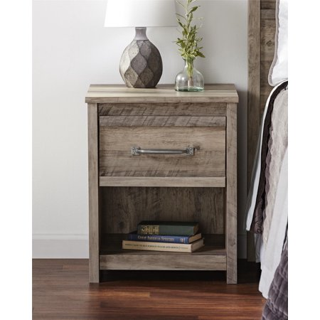 Better Homes & Gardens Emory Nightstand, Multiple Colors