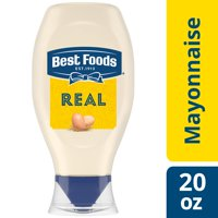 Best Foods Squeeze Mayo Real Mayonnaise 20 oz