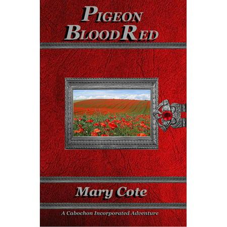 Pigeon Blood Red - eBook