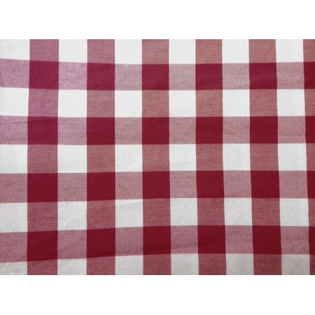 Cotton Gingham Checker Napkins 18