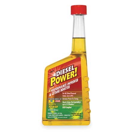 DIESEL POWER 15211 Fuel Performance Improver,12 (Kramer's Best Antique Improver 8 Oz)