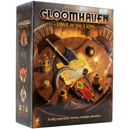 Gloomhaven Jaws of the Lion Board Game