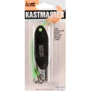 Acme SW-15ST/CHFG Trout Fishing Spoon Kastmstr 4 oz Chrm/Rd Tube Multi-Colored