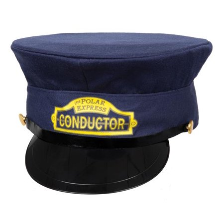 659592e21e1e5 Lionel 9-51018 Youth Train Conductor Hat - Walmart.com