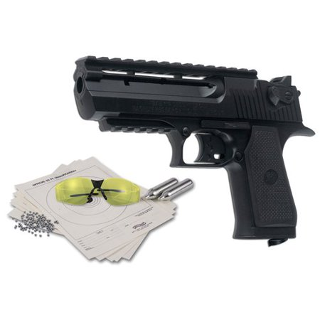 Magnum Research Baby Desert Eagle Co2 Break-Barrel Pistol and Kit